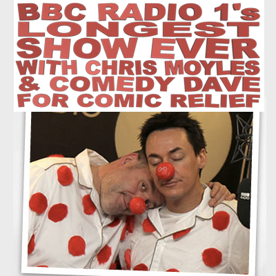 The Chris Moyles Show Marathon